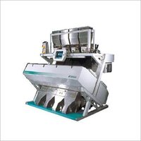 High Capacity Rice Color Sorter