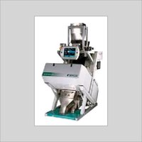Low Capacity Rice Color Sorter