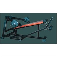 Decline Bench With Lever