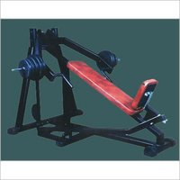 INCLINE BENCH WITH LEVER