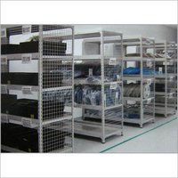 Boltless Steel Angle Shelving
