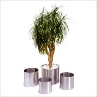 Steel Planters