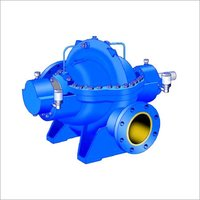 Double Suction Axially Split Pump