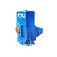 Self-Priming Non Clog Pump