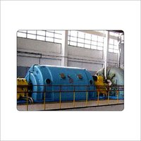 Conditioning Steam Turbine Generator