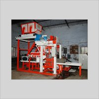 Automatic Concrete Blocks Plant