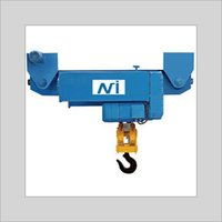Electric Wire Rope Hoist With Twin Trolley