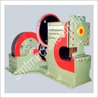 Re-Rollable Material Scrap Shearing Machine