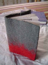 FELT BOOK-COVER