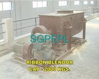 Precision Ribbon Blender
