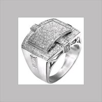DIAMOND MENS RINGS