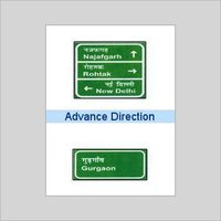 Place Identification Signs
