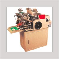 Automatic Ink & Hot Stamping Machine