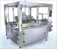 Automatic Rotary Rinsing Machine