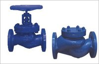Globe Steam Stop Valve