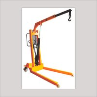 Hydraulic Floor Crane