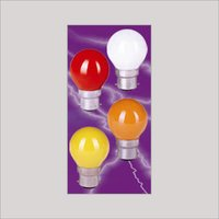 Gls Coloured Decoration Bulb