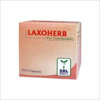 Laxoherb Capsules