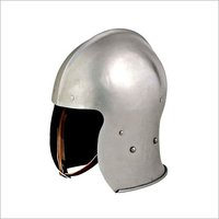 European Barbute Helmet