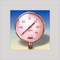 BOURDEN TYPE PRESSURE GAUGE