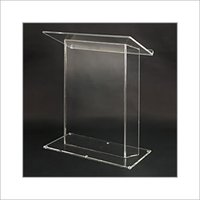 Acrylic Podiums