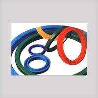 Polyurethane Metallic Wiper Seal