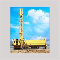 Hydraulic Dth Drilling & Mining Machine