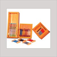 Wooden Colour Tablets