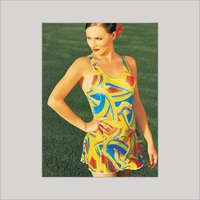 Printed Ladies Swimming Suits