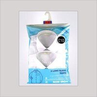GARMENT TRANSPARENT POLY BAGS