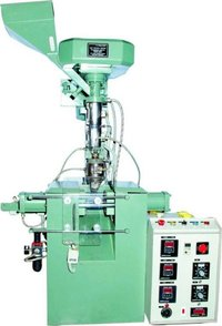 Screw Type Vertical Moulding Machine