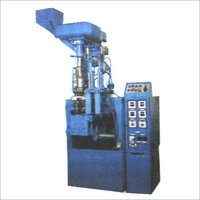 Vertical Single Station Blow Moulding Machine