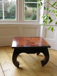 Wooden Opium Table