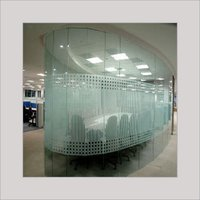 Glass Film Partition