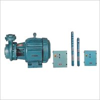Wide Voltage Pumps