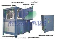 Auto-Cleaning Electrostatic Precipitator