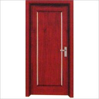 SINGLE PANEL WOODEN DOOR