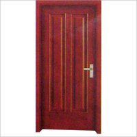 DOUBLE PANEL WOODEN DOOR