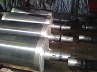 Chill Rolls For Oil Seed Extraction Plant