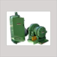Surface Shot Blasting Machine with Rotary Barrel