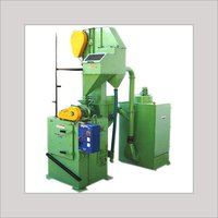 Surface Airless Shot Blasting Machine