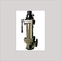 Cast Iron Single Post Safety Valve