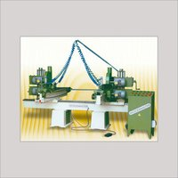 Double End Tenoning Machines