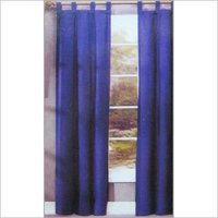 Designer Single Color Curtains