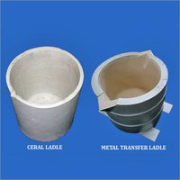Ceral Ladle And Metal Transfer Ladle