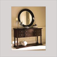 WOODEN DESIGNER DRESSING TABLE