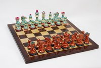 Handcrafted Chess Sets