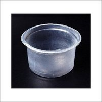 Round Shape Plastic Small Container