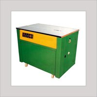 Box Strapping Semi Automatic Machine