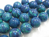 Synthetic Opal Beads